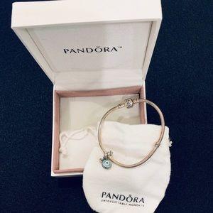 Evil Eye Pandora Bracelet